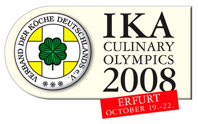 Olympics Culinary games in Erfurt, Germany