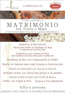 menu spessotto