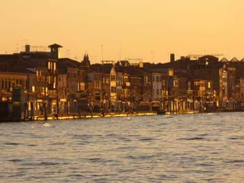 Skyline Giudecca Venezia