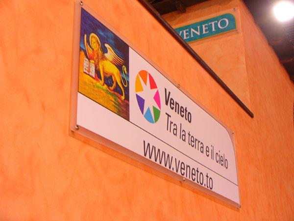 Lo spazio della Regione Veneto