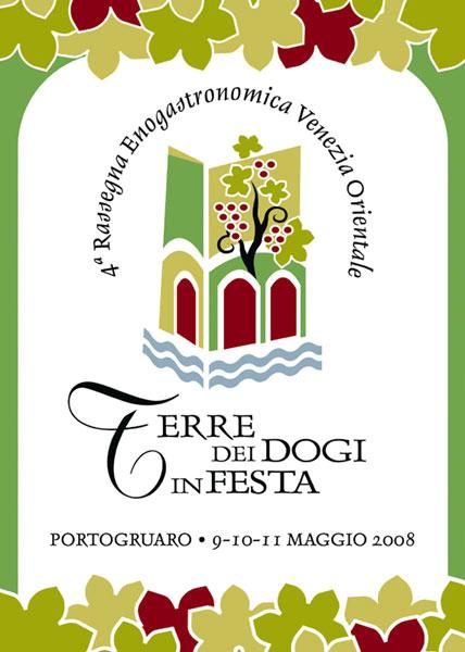 logo Terre dei Dogi in Festa a Portogruaro