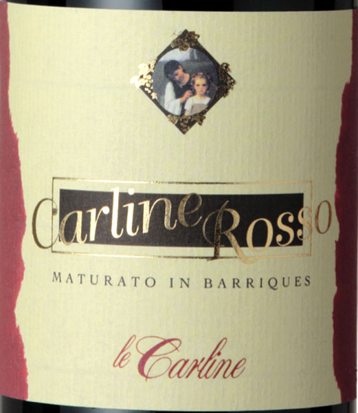 2003 Bordeaux blend red wine from Venice with Refosco Peduncolo Rosso, Cabernet Franc and Merlot