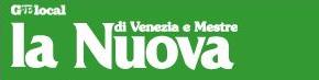 logo La Nuova Venezia, quotidiano locale di Venezia del Gruppo L'Espresso