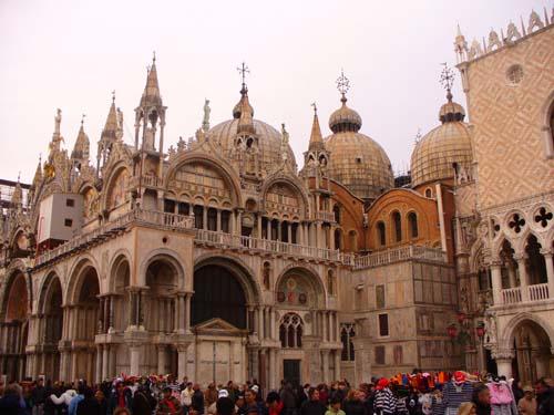 Saint MarK Square in Venice