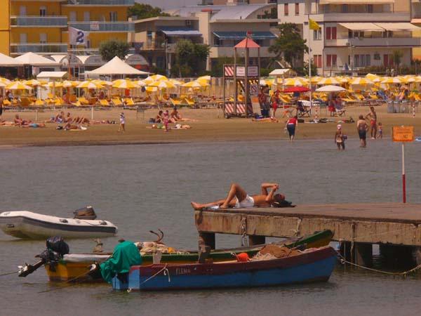 Spiaggia di Caorle, Venezia