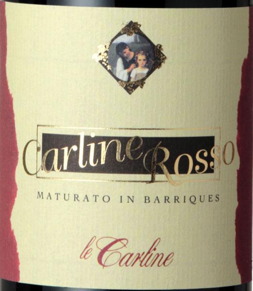 Carline Rosso Roserva: premiato Biofach 2009