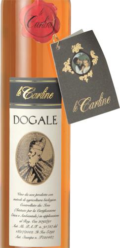 Dogale, il passito de Le Carline da uve verduzzo