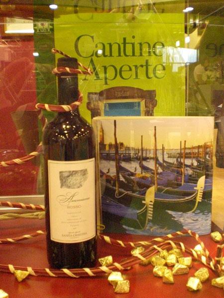 Vini biologici Venezia