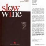 SLOW wine 2011