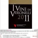 I vini di veronelli 2011