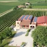 impianto fotovoltaico Le Carline