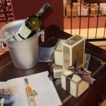 moda e ottimo vino