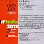 Vini d'Italia Gambero Rosso 2012