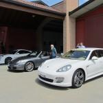 esposizione di Porsche