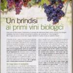 articolo cucina naturale su regolamento vino biologico